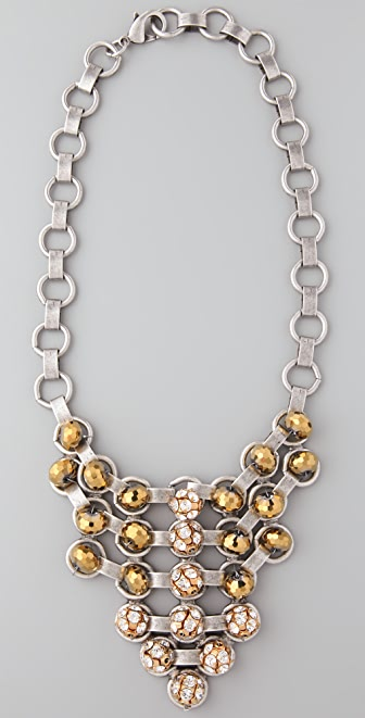 DANNIJO Mochni Bib Necklace