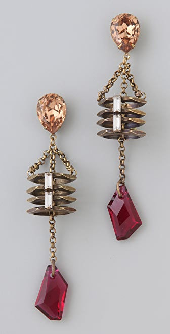 DANNIJO Tyler Earrings