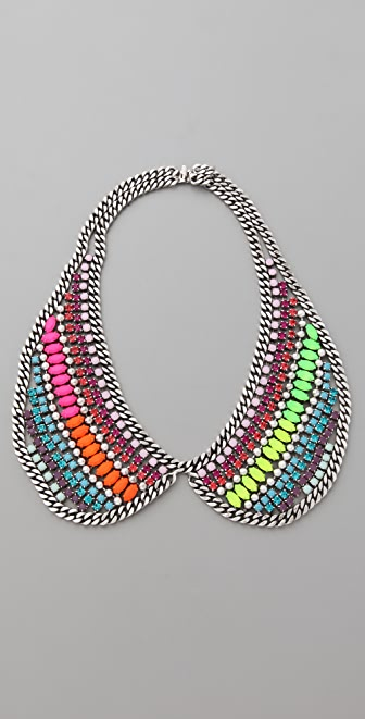 DANNIJO Hixson Collar Necklace