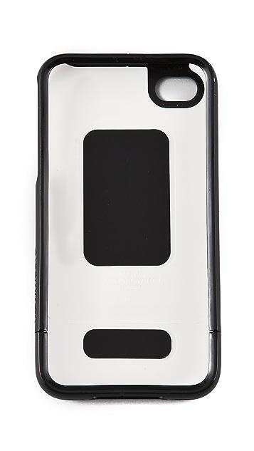 DANNIJO Mustache iPhone 4 Case