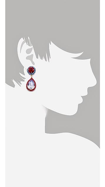 DANNIJO Monaco Earrings