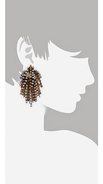 DANNIJO Cecile Earrings