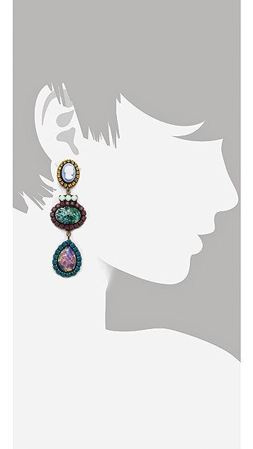 DANNIJO Kendra Earrings