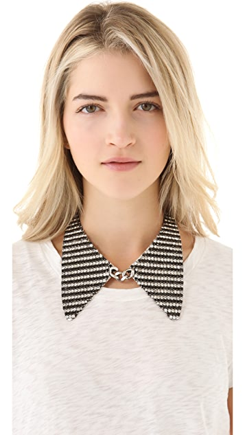 DANNIJO Traina Collar Necklace
