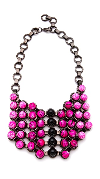 DANNIJO Twena Bib Necklace