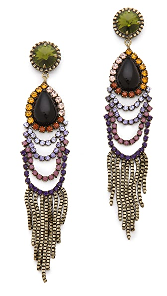 DANNIJO Perrin Earrings