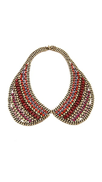 DANNIJO Liliya Collar Necklace