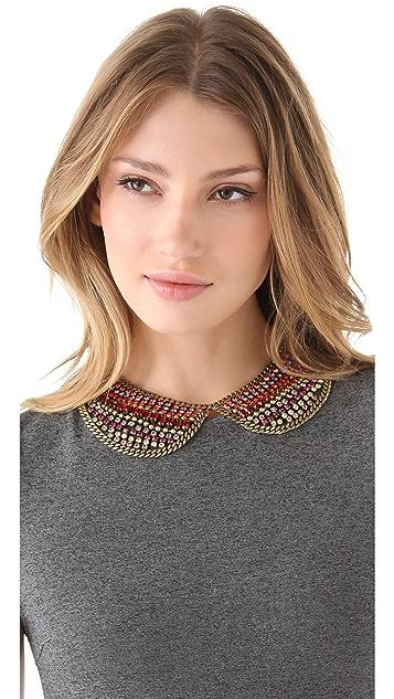 DANNIJO Liliya Collar Necklace
