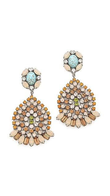 DANNIJO Siobhan Earrings