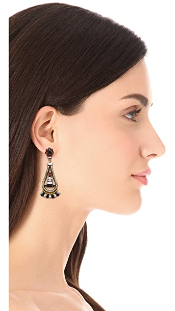 DANNIJO Leah Earrings