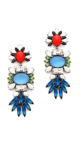 DANNIJO Kendall Earrings