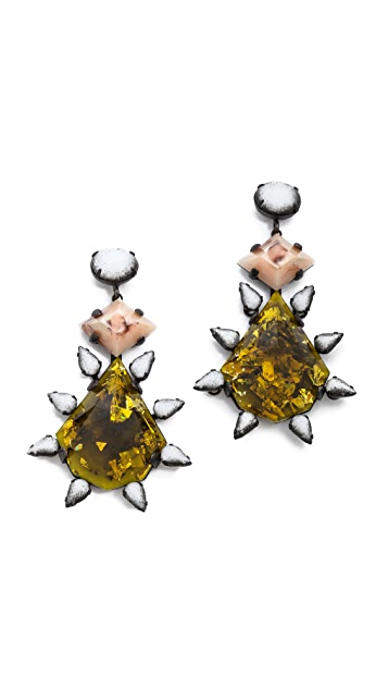 DANNIJO Celeste Earrings