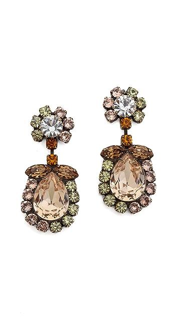 DANNIJO Havana Earrings