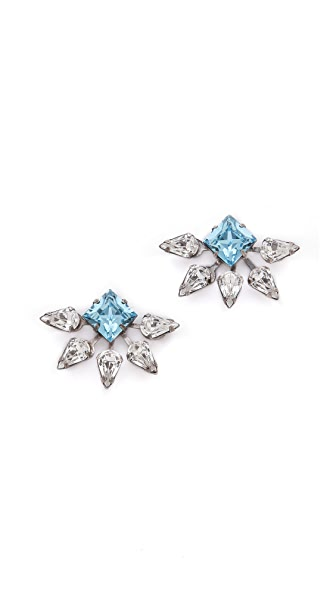 DANNIJO Fleur Earrings
