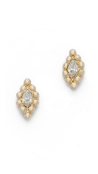 Dannijo Odin Earrings - Gold