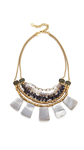 David Aubrey Amanda Statement Necklace