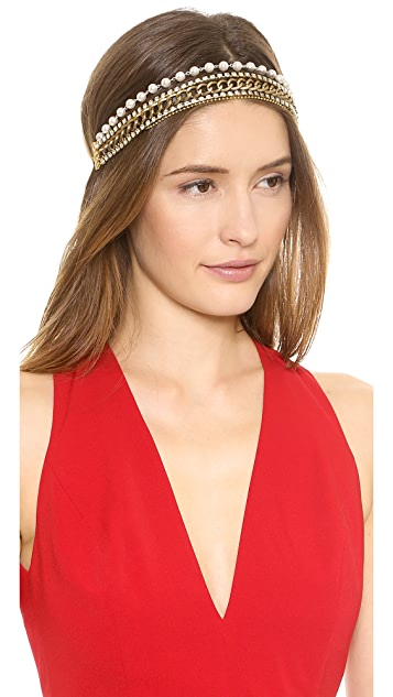 Dauphines of New York The Red Carpet Headband
