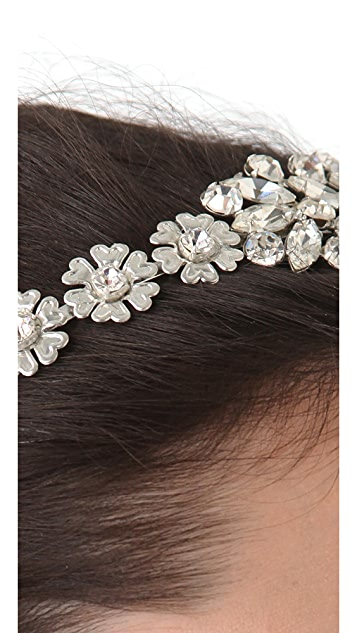 Dauphines of New York The Crowning Glory Headband