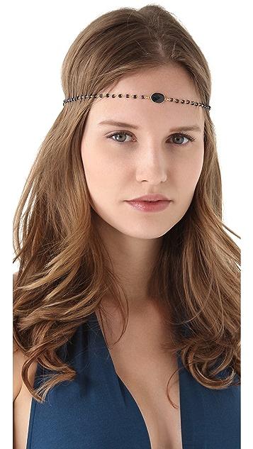 Dauphines of New York September Birthday Party Headband
