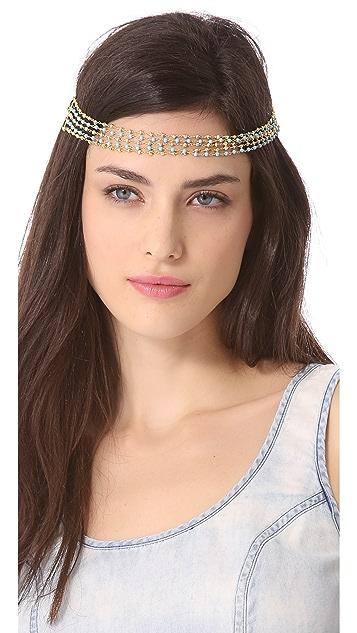 Dauphines of New York Joie De Vivre Headband