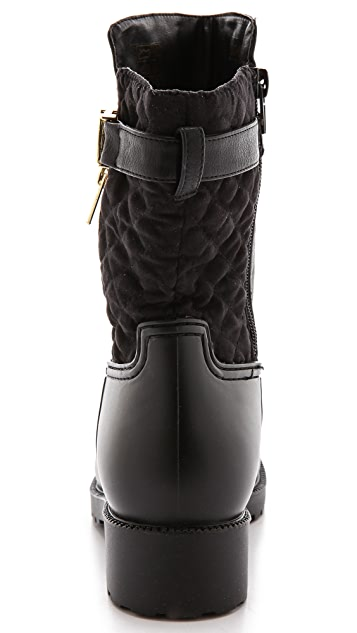 Dav Holloway Quilted Booties