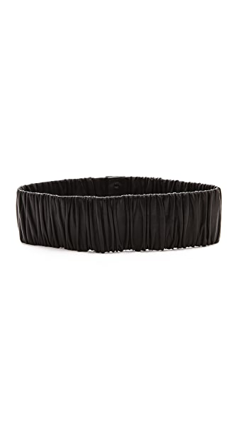 "Deborah Drattell Floria 3"" Stretch Belt"