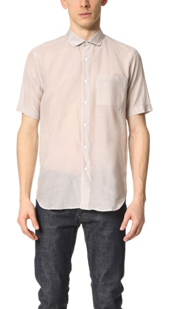 DDUGOFF Short Sleeve Shirt
