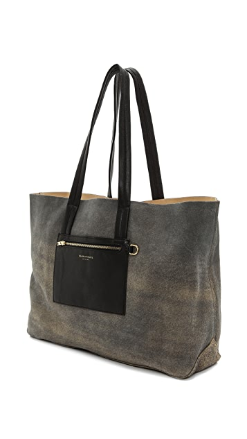 Deadly Ponies Mr. Port Tote