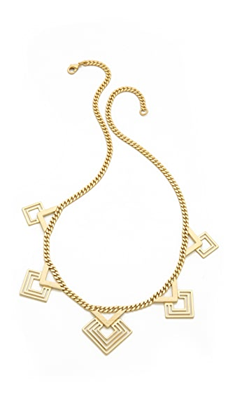 Dean Davidson Urbane Station Collar Necklace