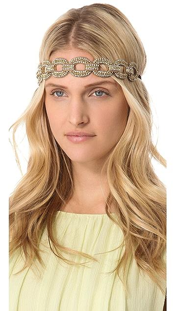 Deepa Gurnani Open Link Headband