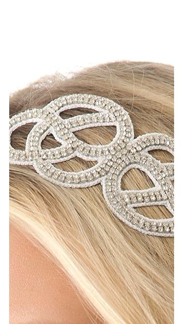 Deepa Gurnani Side Knot Headband