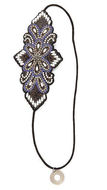 Deepa Gurnani Royal Applique Headband