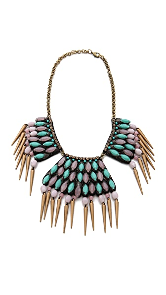 Deepa Gurnani Embellished Statement Necklace