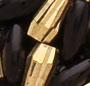 Black/Gold