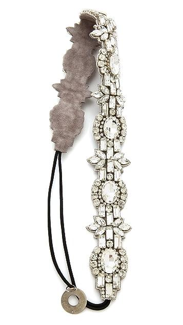 Deepa Gurnani Opulent Crystal Headband