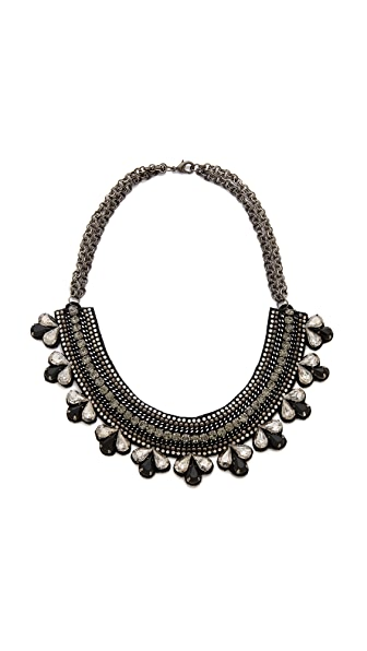 Deepa Gurnani Short Collar Necklace