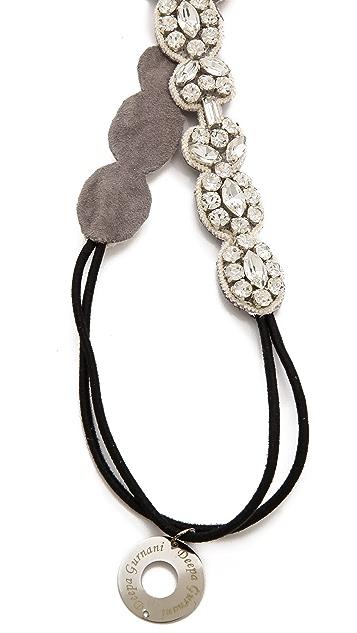 Deepa Gurnani Regal Crystal Headband