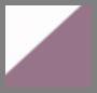 Silver/Purple