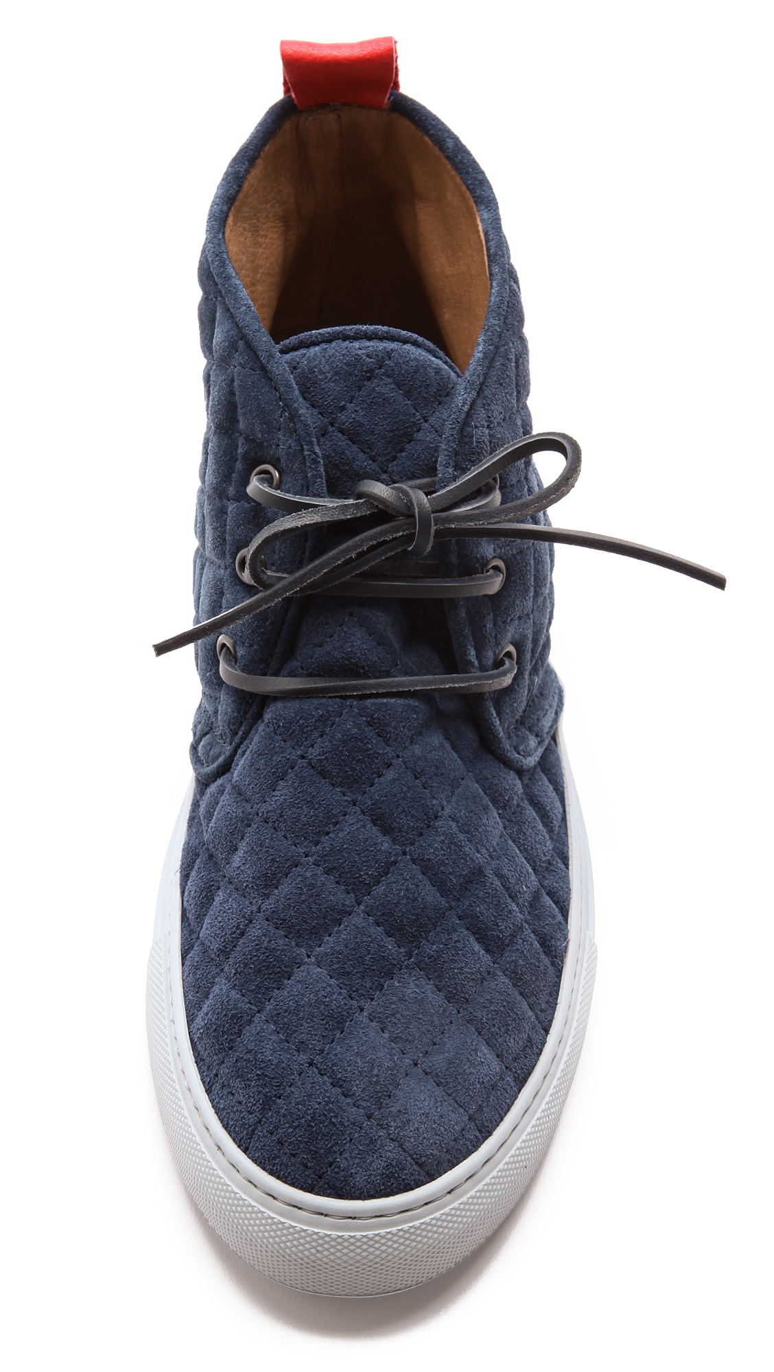 Del Toro Quilted Suede Alto Chukka Boots   EAST DANE Use Code ... : del toro quilted chukka - Adamdwight.com