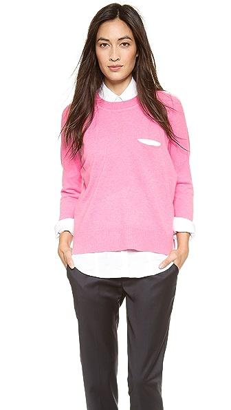 DEMYLEE Bennie Cashmere Sweater