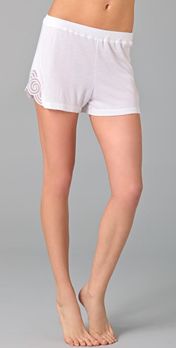 Dessous by Sophie Simmons Alexandra Shorts