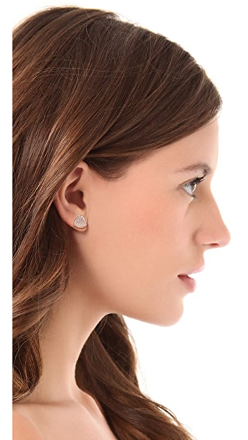 Dara Ettinger Alicia Triangle Earrings