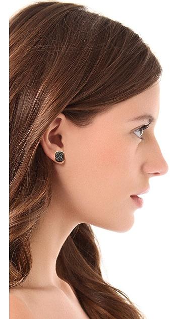 Dara Ettinger Alicia Rectangle Earrings