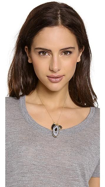 Dara Ettinger Kimmy Charm Necklace