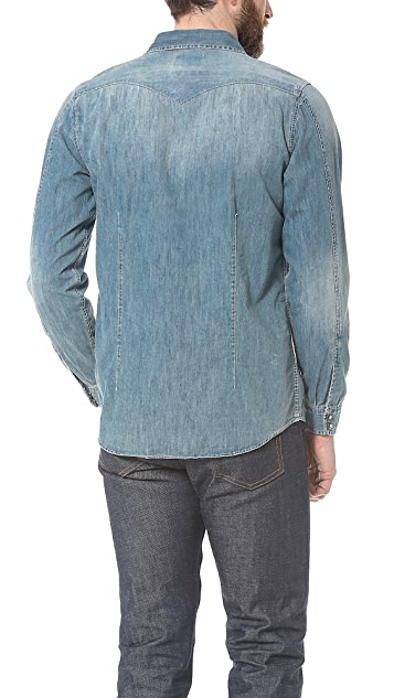 Deus Ex Machina Western Shirt