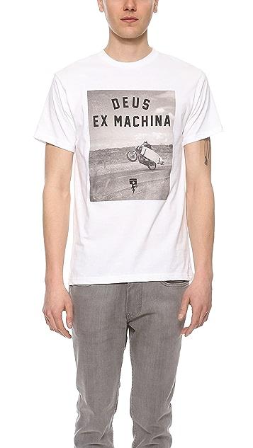 Deus Ex Machina Wheelie T-Shirt