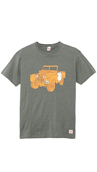 Deus Ex Machina Landie T-shirt