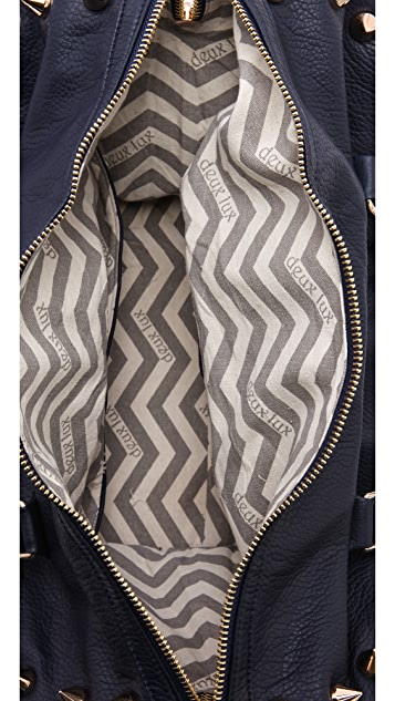 Deux Lux Empire State Weekender Bag