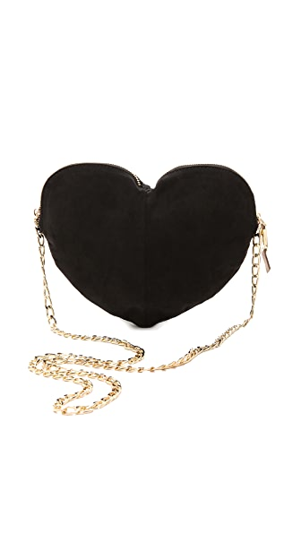 Deux Lux Celestial Heart Messenger Bag