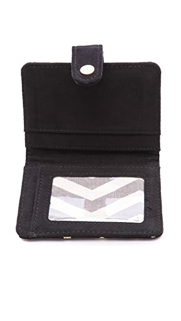 Deux Lux Sweetspot ID Card Holder